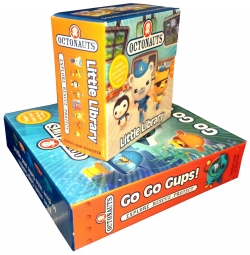 Octonauts Series 10 Children's Books Collection Set Pack Library As Seen on TV by Simon & Schuster