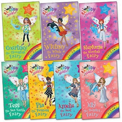 Rainbow Magic Ocean Fairies Collection (85 to 91) Photo