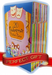 Shakespeare Stories Collection Set 20 childrens Books Photo