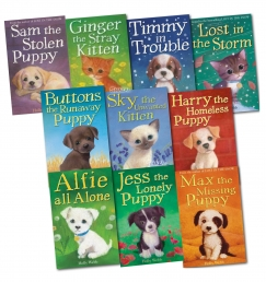 Holly Webb 10 books Collection Puppy and kitten Photo