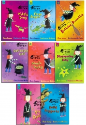 Titchy Witch Collection 8 Books Set by Rose Impsey