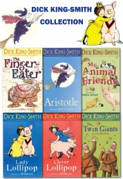 Dick King Smith 6 Books Collection Set Pack Photo