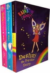 Rainbow Magic Special Series Collection 9 Titles in 3 Books Set by Daisy Meadows by Daisy Meadows