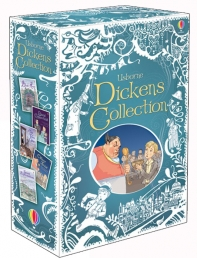 Usborne Dickens Collection 5 Books Gifts Set Pack Photo