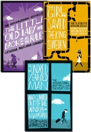 Jonas Jonasson collection 3 Book Set Pack Photo