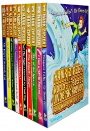 Hank Zipzer Collection 10 Books Set Pack Photo