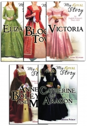 My Royal Story Collection 5 Books Set (My Story) by Various