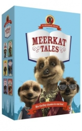 Meerkat Tales 6 Books Collection Box Set by Aleksandr Orlov