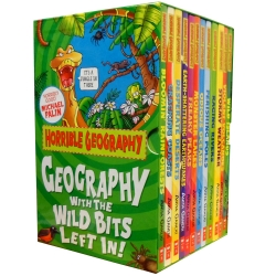 Horrible Geography Collection 12 Books Photo