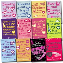 Louise Rennison Collection 12 Book Set Photo