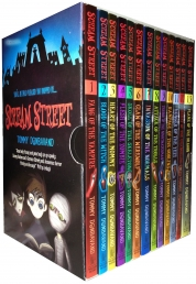 Scream Street Collection 13 Books Box Gift Set Photo
