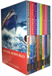 Michael Morpurgo Series 8 Books Set Children Collection Includes War Horse Pack, Michael Morpurgo books by Michael Morpurgo