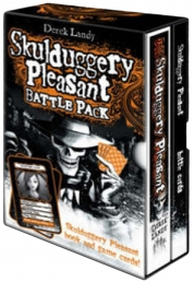 Skulduggery Pleasant Battle Pack: with Game Cards by Derek Landy Box set by Derek Landy