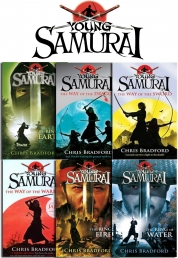 Young Samurai Series Collection 6 Books Set Pack Photo