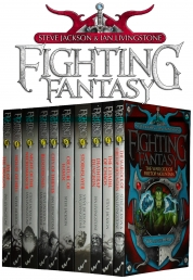 Fighting Fantasy Series 10 Books Set Pack Photo