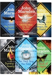 The Tomorrow Series Collection John Marsden 6 Book Photo