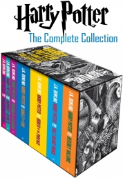Harry Potter Book Set (Boxed Complete 7 Books Collection Set) by J K Rowling