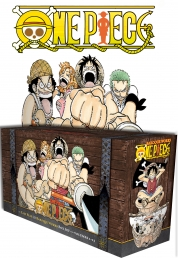 One Piece The Complete Collection Box Set 1-23 Photo