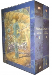 Nausicaa of the Valley of the Wind Box Set 2 Books Photo