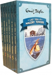 Enid Blyton - Malory Towers 6 Books Collection Photo