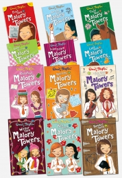 Enid Blyton Books Complete Malory Towers Collection 12 Books Photo