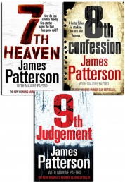 James Patterson Collection 3 Books Set Pack Womens Murder Club 9th Judgement by James Patterson