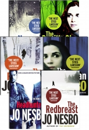 Jo Nesbo Collection 6 Books Set Pack ( The Redbreast, Nemesis, The Devil's Star) by Jo nesbo
