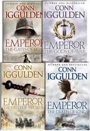 Conn Iggulden Emperor Series Collection 4 Books Photo