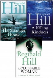 Reginald Hill Collection Dalziel Pascoe Sergeant Mystery Novel 3 Books Set by Reginald Hill