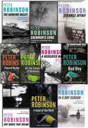 Inspector Banks Peter Robinson 10 Books Collection Photo