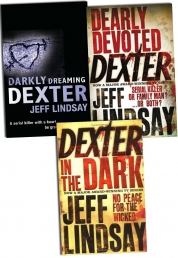 Jeff Lindsay Dexter Novel Collection 3 Books Set Photo