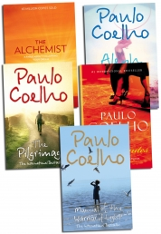 Paulo Coelho Collection 5 Books Set NEW (The Alche Photo