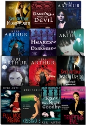 Keri Arthur Collection 13 Books Set Pack Photo