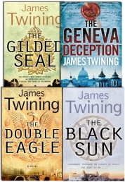 James Twining Collection 4 Books Set Pack Photo
