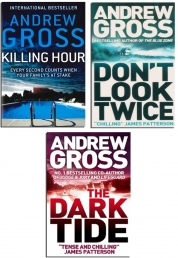 Andrew Gross Collection 3 Books Set (Killing Hour, Don't Look Twice, The Dark Tide) by Andrew Gross
