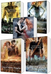 Cassandra Clare Set 5 Books Collection Photo