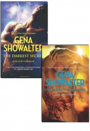 The Darkest Collection Gena Showalter 2 Books Set Photo
