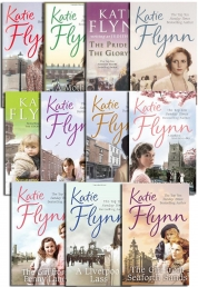 Katie Flynn Collection 11 Books Set by Katie Flynn