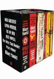 Hilary Mantel 6 Books Collection Set by Hilary mantel