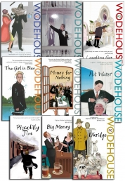 PG Wodehouse Collection 9 Books Set Pack Photo