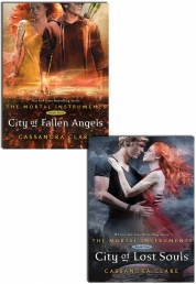 The Mortal Instruments Collection 2 Books Set Pack Photo
