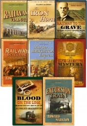 Railway Detective Inspector Robert Colbeck Series Collection Edward Marston Set by Edward Marston