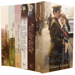 Follies Series Collection Hilary Green 6 Books Set Photo