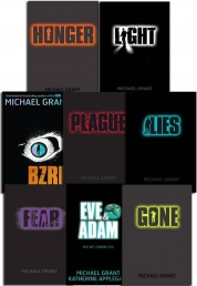 Gone series Michael Grant Collection 8 Books Set Photo