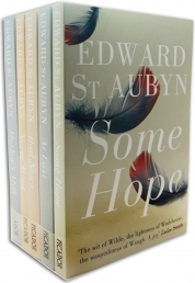 The Patrick Melrose Novels Collection Edward St Aubyn 5 Books Set Mothers Milk, Never Mind, Bad News, At Last, Some Hope Photo