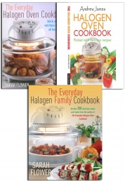 THE EVERYDAY HALOGEN COOKBOOK 3 BOOK COLLECTION SE Photo
