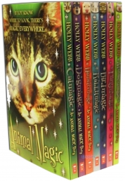 An Animal Magic Story Collection Holly Webb 7 Book Photo