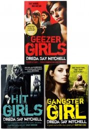 Dreda Say Mitchell 3 Books Collection Set by Dreda Say Mitchell