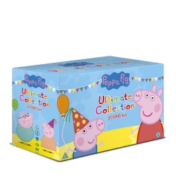 Peppa Pig Ultimate Collection 20 DVD Set NEW by Phil Davies