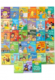Read with Biff, Chip Kipper Collection 33 Books Photo